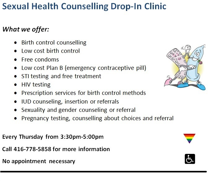 Sexual Health Clinic Announcement