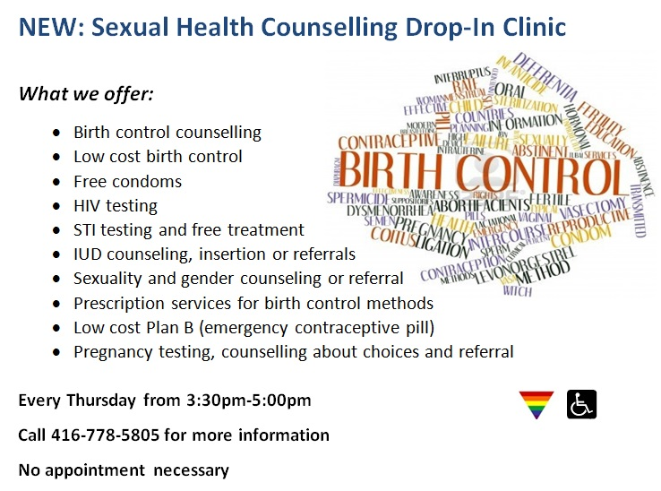 Updated Sexual Health Clinic Blurb